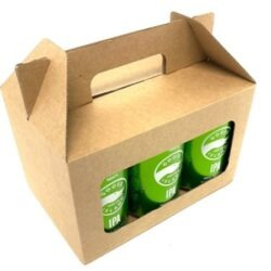 6 Can Carrier Gift Box