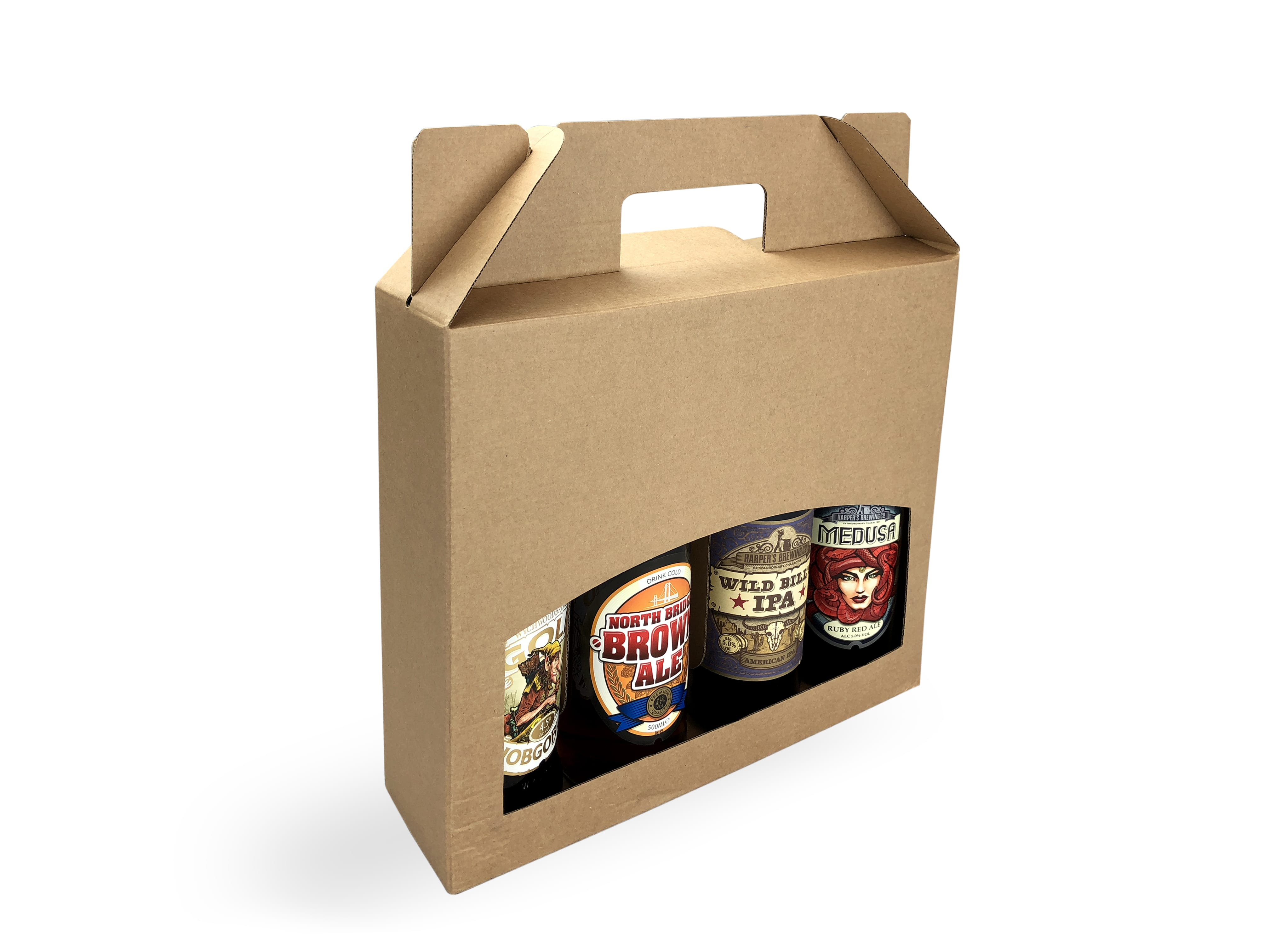 Beer / Cider Bottle Gift Box - DB79