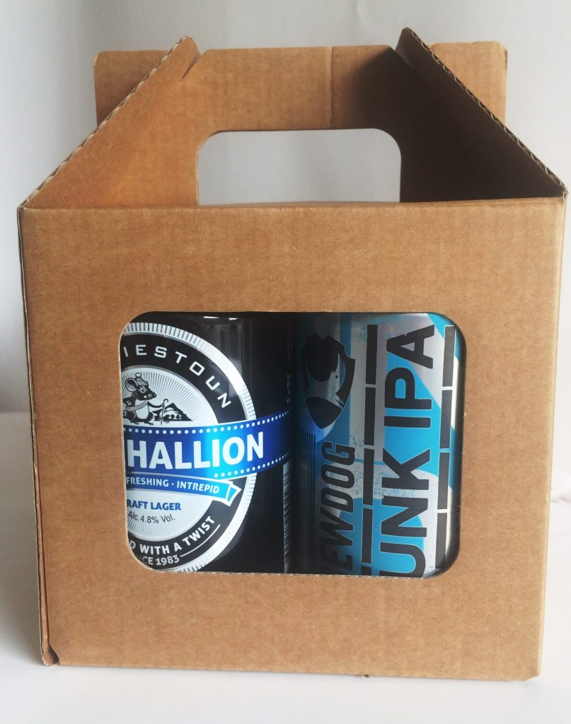 Beer Can Gift Packaging