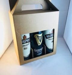 Beer Can Packaging 6 x 500ml