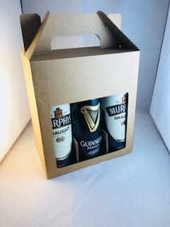 Beer Can Packaging 6 x 500ml