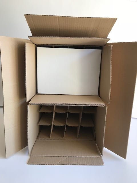 DB98 24 x 330ml Ber and Cider Shipping Box