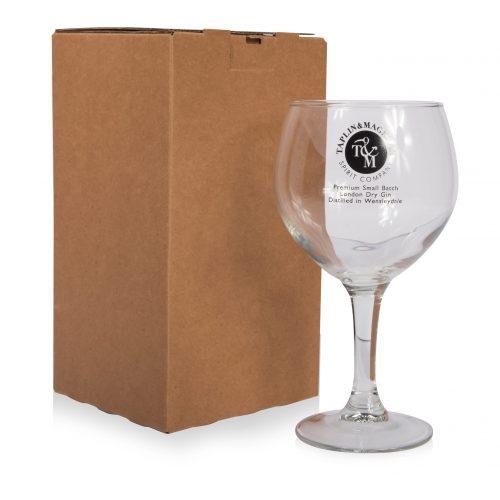 DBG Gin Glass Box