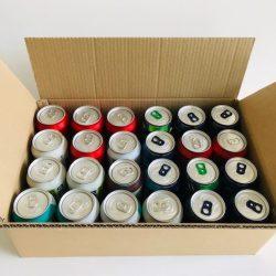 24 x 330ML Shipping Box Packaging