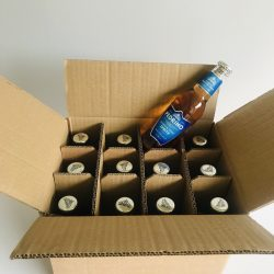 Beer Bottle Shipping Boxes Packaging For Retail Uk
