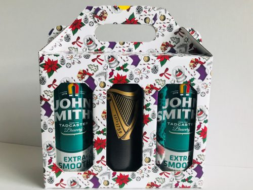 3 x 440ml Can Pack Christmas