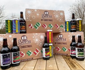 CHRISTMAS ADVENT BOX by Packaging for Retail, UK.