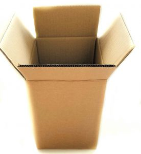 Mini-Keg shipping box by Packaging for Retail, UK.