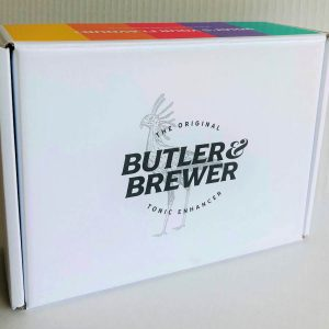 Gift Packaging for Butler & Brewer by Packaging for Retail. Great packaging adds value to your products – we're passionate about packaging