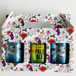 3 Can Christmas Gift Carry Box
