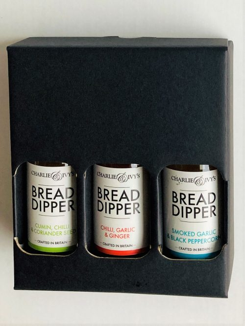 3 x 100ml Oil, Vinegar and Sauce Bottle Gift Box