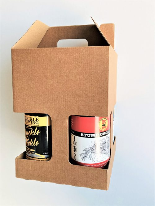 Beer Bottle Carry Box