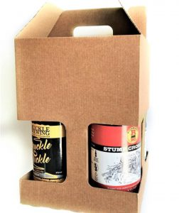 Beer Bottle Carry Box by Packaging for Retail, UK.