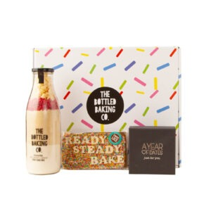 Bespoke Gift Boxes for The Bottled Baking Co. by Packaging for Retail, UK.