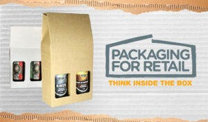 Beer and Cider Gift Packaging by Packaging for Retail UK