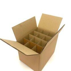12 x 200ml and 250ml Shipping Box