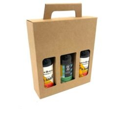 Beer and Cider 3 x 330ml Packaging