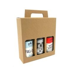 Beer and Cider 500ml Packaging