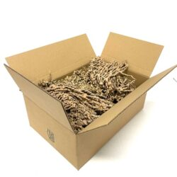 Packaging Box with Shredded Filler