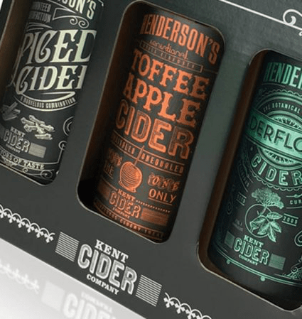 Cider Bottle Gift Packs and Carriers