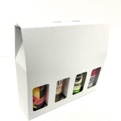 Beer and Cider 4 x 500ml gift pack
